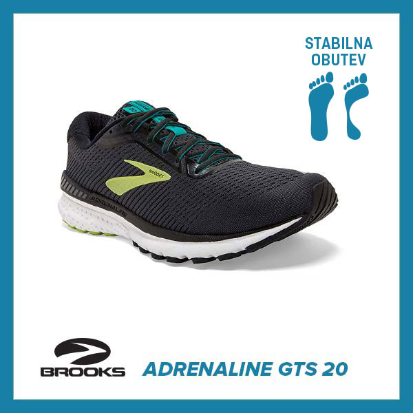 Brooks Adrenaline 20 GTS