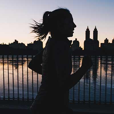 Ženske tekaške jakne Hervis
