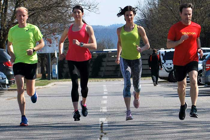 Test tekaških copat 2020 Hervis