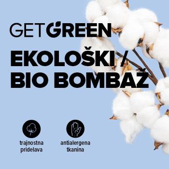 Kilimanjaro Get Green Ekološki Bio Bombaž