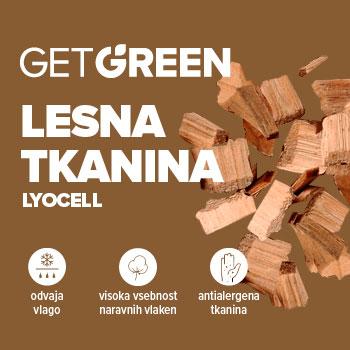 Kilimanjaro Get Green Lesna Tkanina Lycocell
