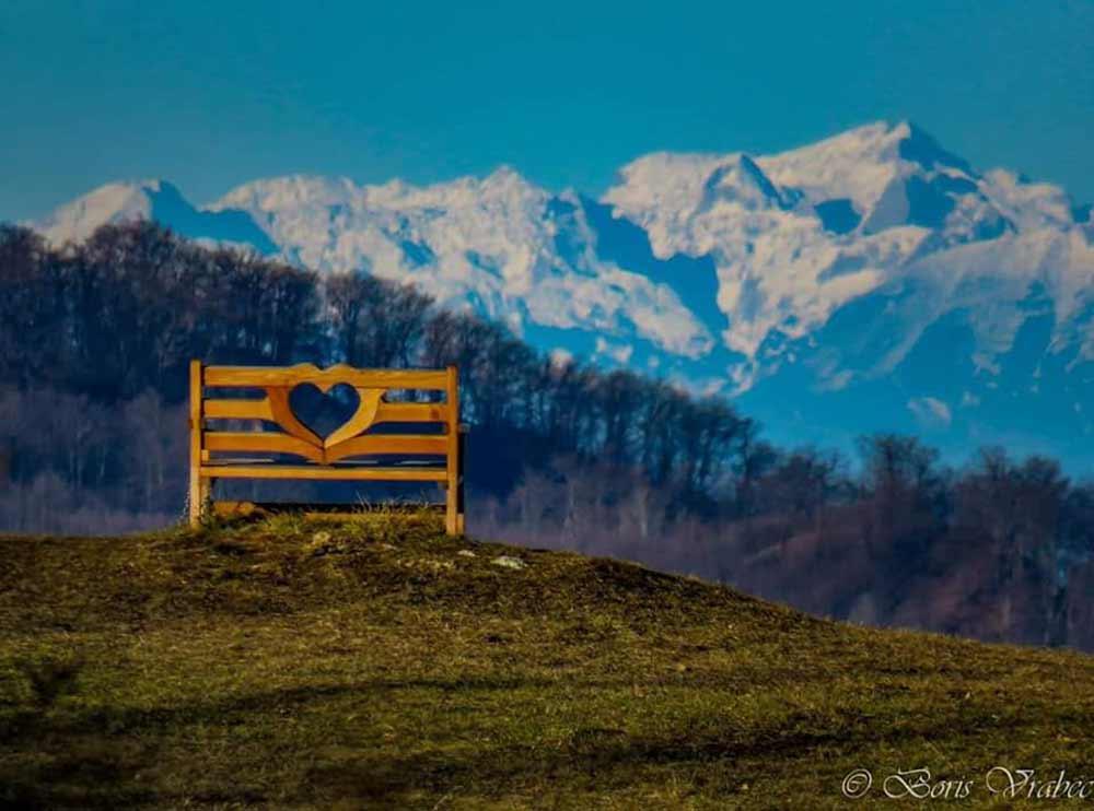 Klopca ljubezni na Lisci (foto: Boris Vrabec)