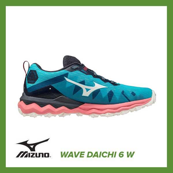Tekaški copati Mizuno Wave Daichi 6 W
