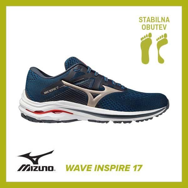 Tekaški copati Mizuno Wave Inspire 17