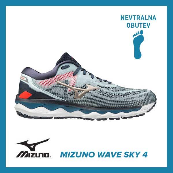 Tekaški copati Mizuno Wave Sky 4