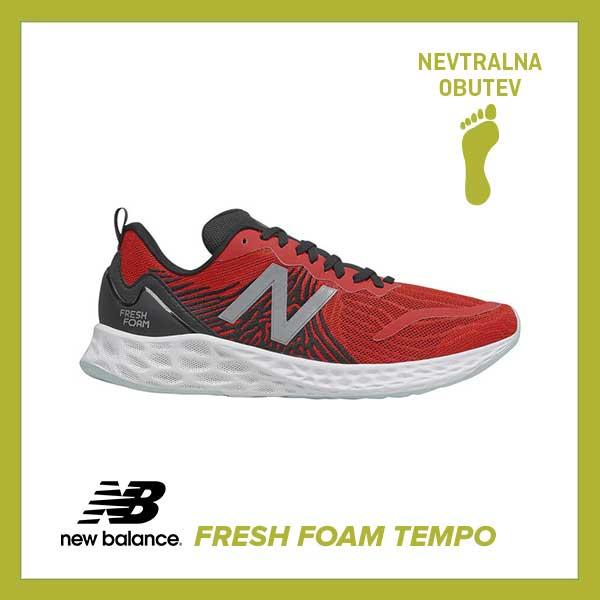 Tekaški copati New Balance Fresh Foam Tempo