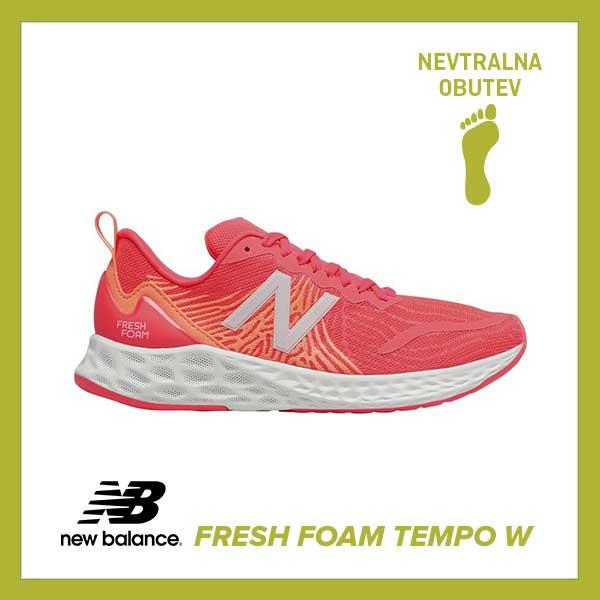 Tekaški copat New Balance Fresh Foam Tempo