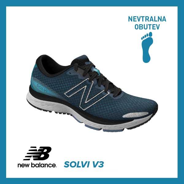 Tekaški copat New Balance Solvi V3
